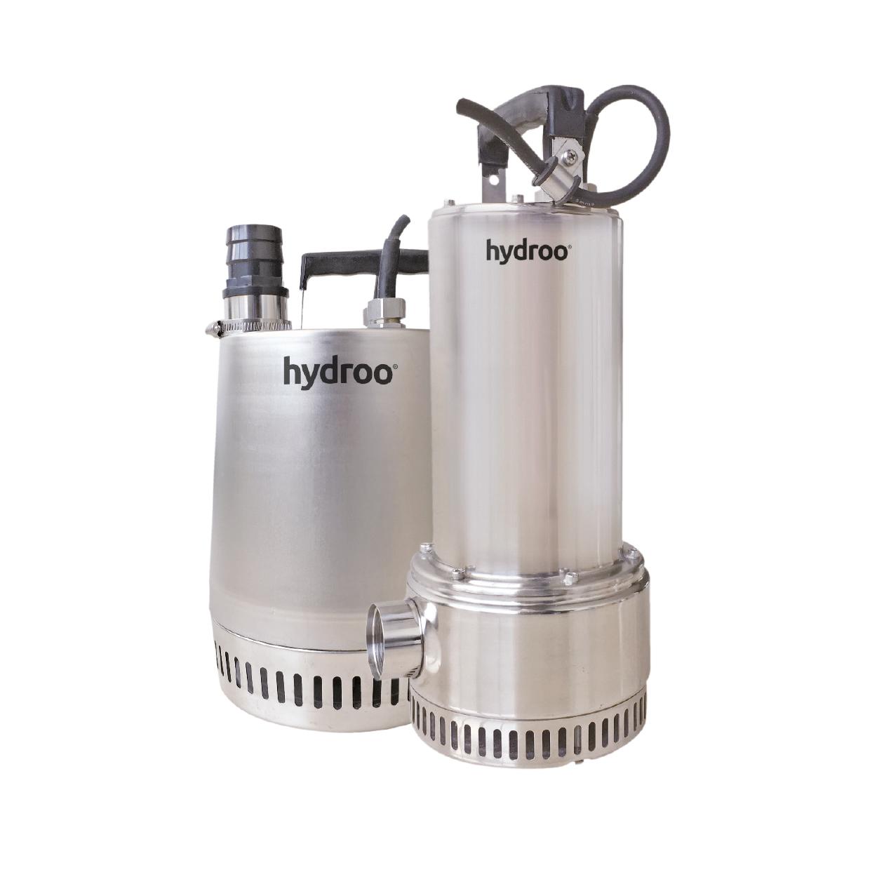 Dalgıç Kanalizasyon Pompaları
